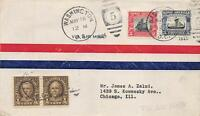 620-21 2C-5C NORSE AMERICAN, FIRST DAY COVER CACHET [E233013]