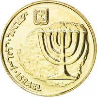 100 PCS TEN AGOROT NEW BRONZE COIN ISRAEL ISRAELI 10 AGUROT COINS JEWISH MONEY