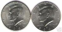 2001 P AND D KENNEDY HALF SET UNCIRCULATED NR