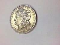 1893-O SILVER MORGAN DOLLAR $1 US COIN