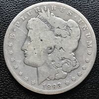 1893 O MORGAN DOLLAR NEW ORLEANS  MID GRADE CIRCULATED 6048