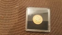 1895 GOLD LIBERTY 5 DOLLAR COIN WITH MOTTO