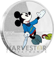 DISNEY MICKEY THROUGH THE AGES   BRAVE LITTLE TAILOR   1 OZ.