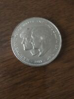 1981 UK COIN COMMEMORATING CHARLES AND DIANA