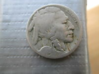 1925 D BUFFALO NICKEL LOW MINTAGE  IN GOOD TO GOOD CONDITION RANGE