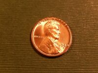 1948 D  LINCOLN CENT -  UNCIRCULATED - CHOICE - BU