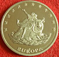 GERMANY 10 EURO  1997  FROM THE BAYERN MINT SERIES THE FIRST EURO COINS 9721