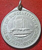 1949 MEDAL CONSECRATION OF THE VOORTREKKERS MONUMENT JOHANNESBURG 4594