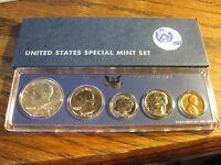 1967 UNITED STATES SPECIAL MINT SET  W/ ORIGINAL BOX