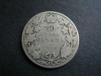 50 CENT 1910 SILVER  A434