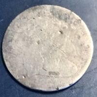 1807 DRAPED BUST DIME 10C LOW GRADE CIRCULATED  8104