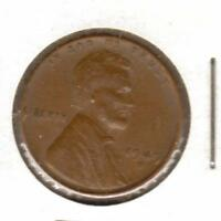 1949 S EXTRA FINE  LINCOLN WHEAT CENT