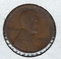 1927 D G LINCOLN WHEAT CENT