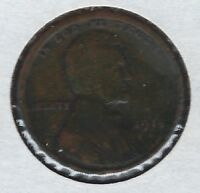 1918 D G LINCOLN WHEAT CENT