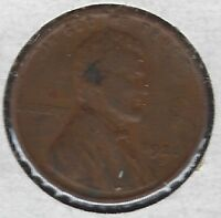 1920 D G LINCOLN WHEAT CENT