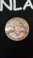 FORREST FENN LIMITED EDITION COIN 004 OUT OF 1000.