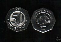 LEBANON 50 LIVRES/ POUNDS KM37 1996 ARABIC FRENCH LEGEND UNC CURRENCY MONEY COIN