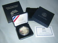 2010 BOY SCOUTS OF AMERICA PROOF CENTENNIAL SILVER DOLLAR   ORIGINAL MINT BOXES