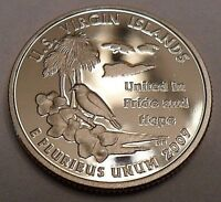 2009 S US VIRGIN ISLANDS  PROOF  QUARTER
