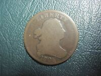 CIRCULATED 1803 DRAPED BUST HALF CENT UNCERTIFIED UNGRADED