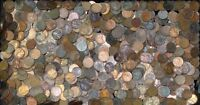 5000X WHEAT PENNY BAG TEENS TO 50S MIXED DATE LINCOLN WHEAT