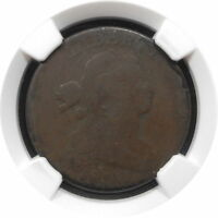 1800 DRAPED BUST LARGE CENT 1C S208 KEY DATE BETTER GRADE G 6 BN $ NGC R3