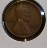 1914 S LINCOLN CENT ORIGINAL COIN XF EXTRA FINE COIN NICE