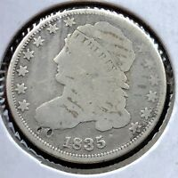1835 CAPPED BUST DIME 10C BETTER GRADE   11163
