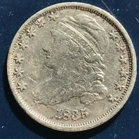 1835 CAPPED BUST DIME 10C HIGH GRADE  9636