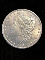 1881 CC MORGAN SILVER DOLLAR .99C