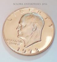 1973 S EISENHOWER PROOF DOLLAR COIN SHIPS FREE