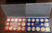 2007 UNITED STATES MINT UNCIRCULATED COIN SET 28 COINS TOTAL