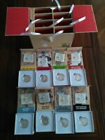 2015 LOONEY TUNES COMPLETE FINE SILVER COIN SET 8X$10 COIN N
