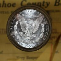 $20 SILVER DOLLAR ROLL CC MINT & CC MINT MORGAN DOLLAR ENDS