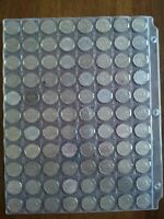 LOT OF 88 GEORGES VI NICKEL  5C  FROM 1937 1952 NO RESERVE