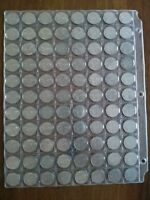 LOT OF 88 GEORGES V NICKEL  5C  FROM 1922 1936 NO RESERVE