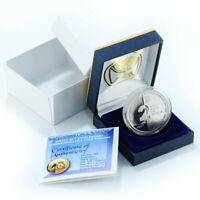 ISRAEL 2 SHEKELS INDEPENDENCE DAY 60 TH ANNIVERSARY DOVE SIL
