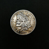 1878 MORGAN SILVER FOREIGN CURRENCY  COINS COMMEMORATIVE COI