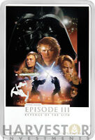 2018 STAR WARS: REVENGE OF THE SITH POSTER COIN   1 OZ. SILV