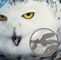 2014 50 For 50 Snowy Owl Commemorative Mintage Photos Specifications And Where To Buy