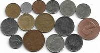 LOT OLD COINS COLLECTION F3
