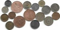 LOT OLD COINS COLLECTION F4