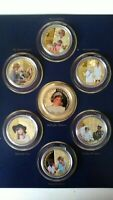 THE LIFE TIME OF DIANA COIN COLLECTION.