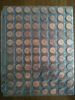 LOT OF 88 CANADIAN 1964 AU/UNC RED SMALL PENNY NO RESERVE