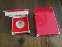 1999 STERLING SILVER LUNAR YEAR OF THE RABBIT COIN NO RESERV