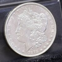 1878 MORGAN DOLLAR - 7TF REV 79 - UNC 24492