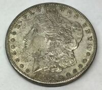 1897 S MORGAN SILVER DOLLAR BETTER KEY  SAN FRANCISCO MINT COIN EXTRA FINE