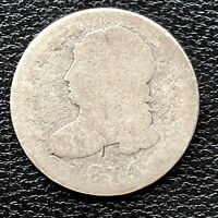 1814 CAPPED BUST DIME 10C CIRCULATED 19976