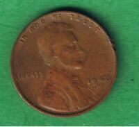 1940-D LINCOLN WHEAT ONE CENT PENNY COIN GOOD CONDITION