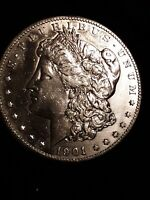 1901-O  MORGAN DOLLAR-   BETTER DATE